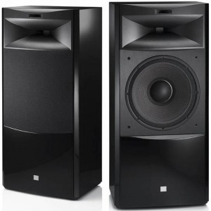 JBL S4700 Speakers (Pair) Black