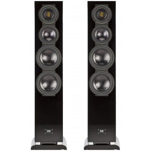 Elac FS 509 VX-JET Speakers (Pair) Black with Grille