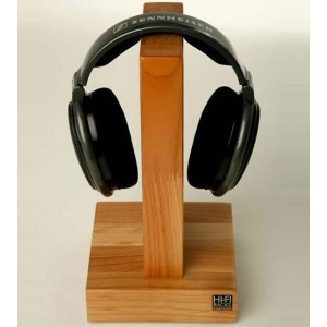 Hi-Fi Racks Wooden Headphones Stand