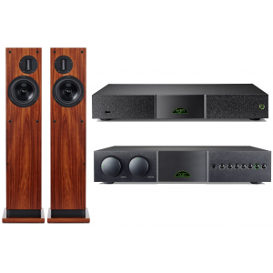 HiFi Package 23 - Naim Supernait 3 + Naim ND5 XS 2 + ProAc Response D30R