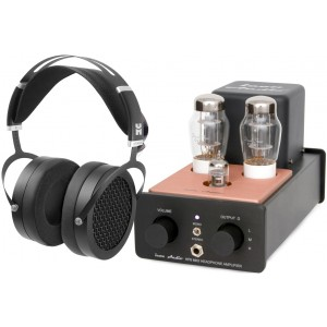 HiFi Man Sundara + Icon Audio HP8
