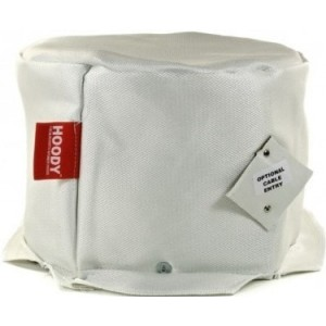 Hoody 1.0 Medium Fire and Acoustic Speaker Hood (Round)