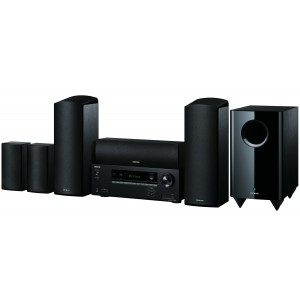Onkyo HT-S5915 Home Cinema AV Receiver Speaker Package
