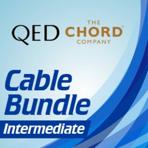 AV Cable Bundle 2 with Chord & QED