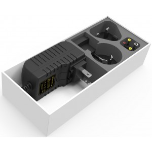iFi 15V iPower X AC/DC Low Noise Power Supply Box