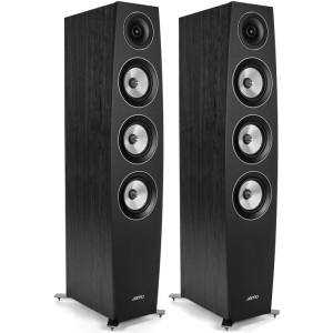 Jamo C 97 II Speakers (Pair) Black
