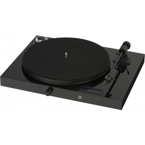 Pro-Ject Juke Box E Turntable All In One HiFi System Black