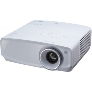 JVC LX-UH1 4K HDR DLP Projector - White