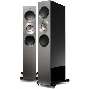 KEF The Reference 3 Speakers in gloss black
