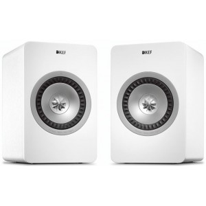 KEF X300A Wireless Active Speakers (Pair)