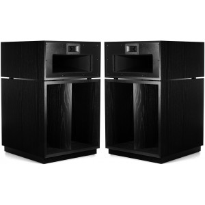 Klipsch Heritage La Scala AL5 Speakers Black Pair