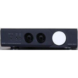 Musical Fidelity MX-HPA Headphone Amplifier Black