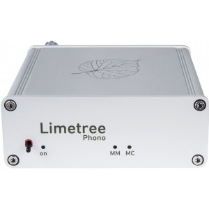 Lindemann Audio Limetree Phono Stage Front