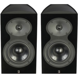 Revel M106 Speakers (Pair) Piano Black - Open Box