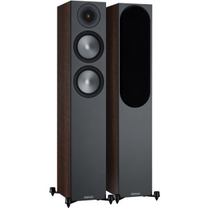 Monitor Audio Bronze 200 Speakers (Pair) Walnut
