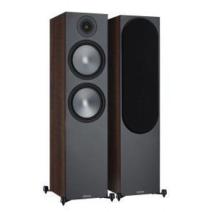 Monitor Audio Bronze 500 Speakers Walnut