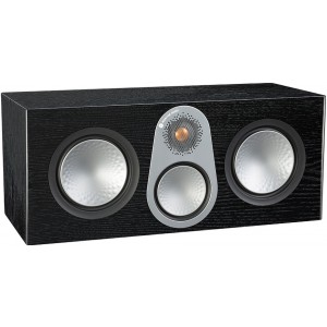 Monitor Audio Silver C350 Centre Speaker Black Oak