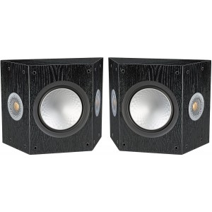 Monitor Audio Silver FX 6G Dipole Speakers (Pair) Black Oak