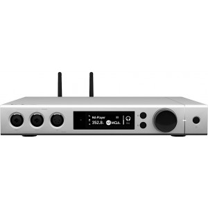 Matrix Audio Element X Streamer and Headphone Amplifier Front
