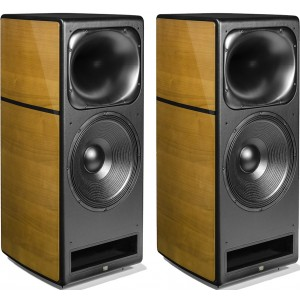 Unison Research Max 2 Speakers (Pair) Cherry