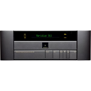 Meridian 861V8 Reference Digital Surround Sound Processor