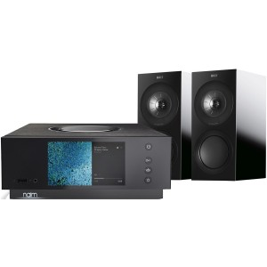 Naim Uniti Atom + KEF R3 Speakers