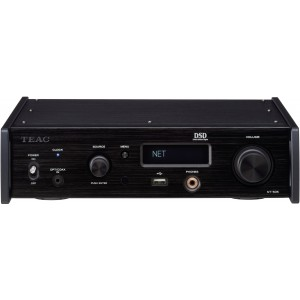 TEAC's NT-505 Network Player Black