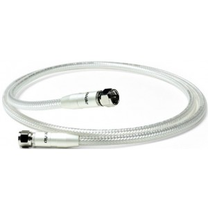 Oyaide DB-510 Silver BNC Digital Cable 1.3m