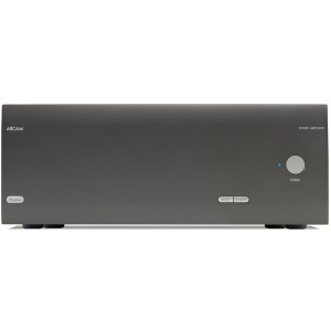 Arcam PA240 Two Channel Power Amplifier Front