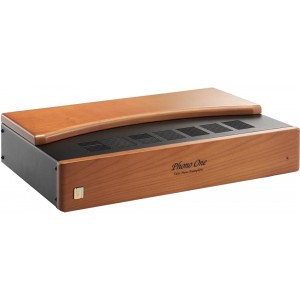 Unison Research Phono One Phono Stage Cherry