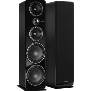 Elipson Prestige Facet 34F Speakers (Pair) Black