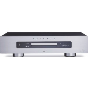Primare CD35 CD Player with optional Prisma in Silver