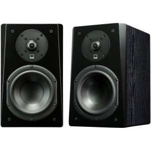 SVS Prime Speakers (Pair) Black Ash