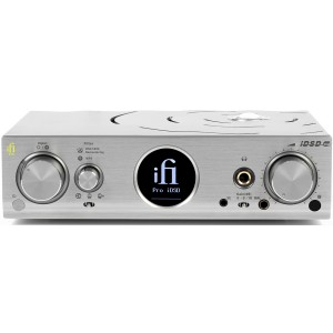 iFi Audio Pro iDSD DAC Headphone Amplifier and Streamer