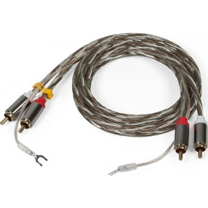 Pro-Ject Connect IT E Turntable Cable - 1.23m