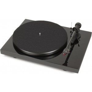 Pro-Ject Debut Carbon DC Turntable Black