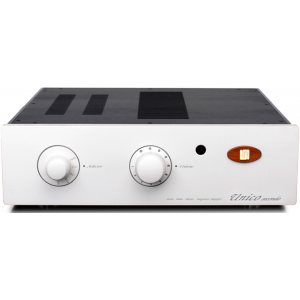 Unison Research Unico Secondo Integrated Amplifier Silver