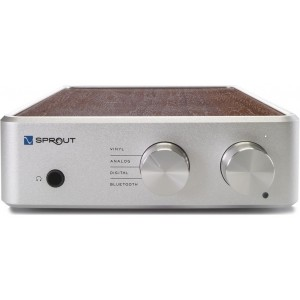PS Audio Sprout Integrated Amplifier Front