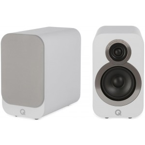 Q Acoustics 3010i Speakers (Pair) White