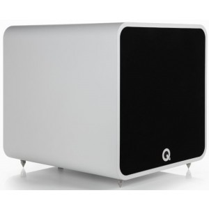 Q Acoustics QB12 Subwoofer White