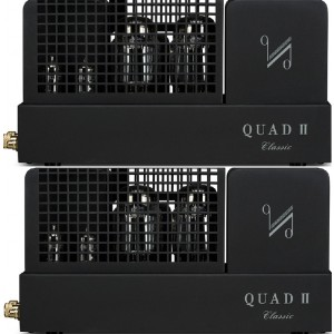 Quad II Classic Mono Valve Power Amplifier (Pair)