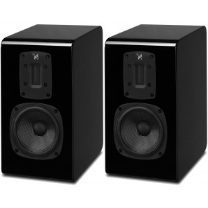 Quad S2 Speakers (Pair) Piano Black