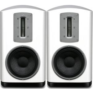 Quad Z-2 Speakers (Pair) Piano White - Open Box
