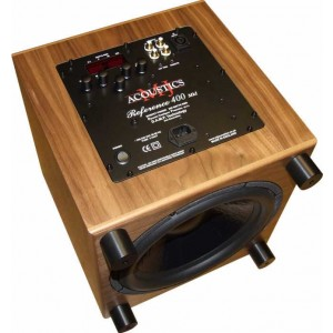 MJ Acoustics Reference 400 Subwoofer