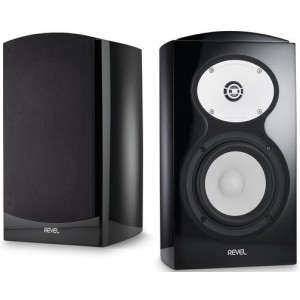 Revel M126Be Speakers (Pair) Black