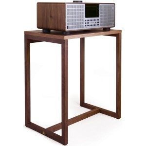 Revo S1 Audio Table Speaker Stand Walnut
