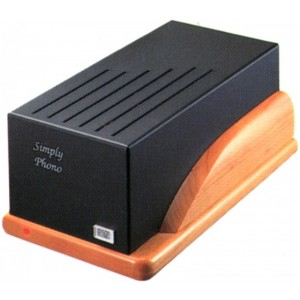 Unison Research Simply Phono Stage Cherry