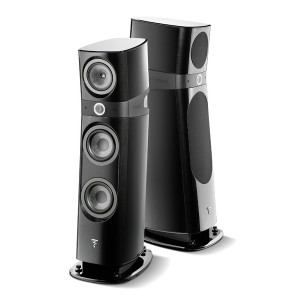 Focal Sopra No2 Speakers (Pair) Black
