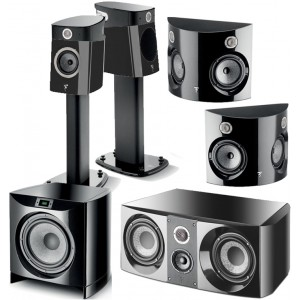 Focal Sopra 2 Home Cinema 7.1 Speaker Package