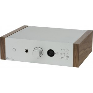Pro-Ject Head Box DS2 B Headphone Amplifier Silver